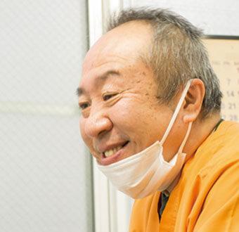 理事長 山崎 芳徳