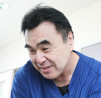 訪問診療担当歯科医 村山 雅人